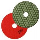 100mm Sauss Pulešanas dimanta disks