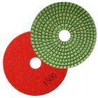 100mm Slapjš Pulešanas dimanta disks
