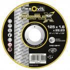 FLEXOVIT Griezējripa 125x1.0 - Perflex