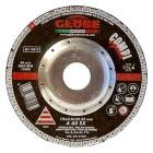GLOBE Griez/Slīpēšanas disks 125x4.0 - RX COMBI Inox
